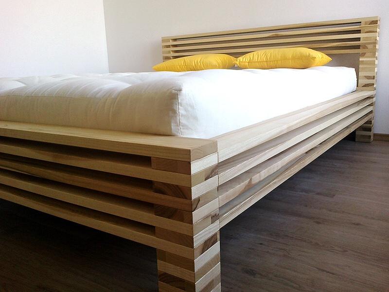 Jak udělat postel